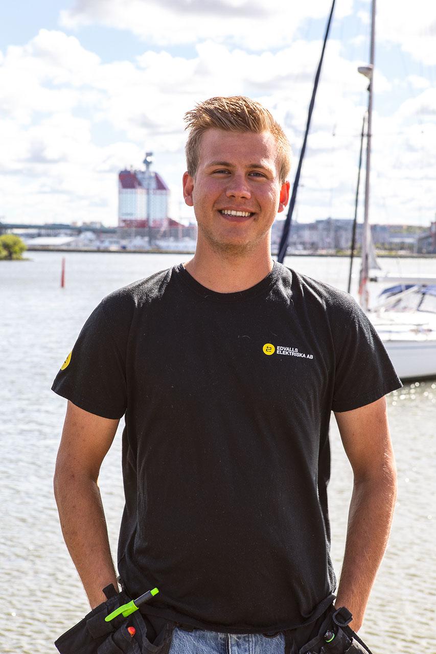 Christoffer Edvall