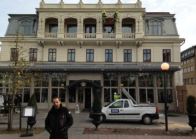 Palace 1915 – Julbelysning